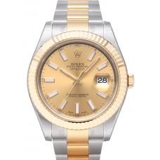 Rolex Datejust II reloj de replicas 116333-3