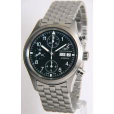 Réplicas IWC Pilotos Flieger Cronógrafo Automático Reloj para hombre IW370607