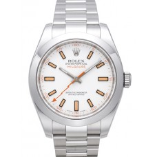 Rolex Milgauss reloj de replicas 116400-1