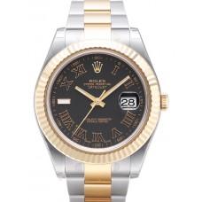 Rolex Datejust II reloj de replicas 116333-2