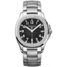 Patek Philippe Aquanaut Marcar negro Automatico hombres Reloj 5167-1A