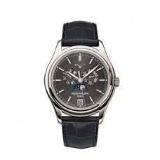 Patek Philippe Complications Automatico Moonphase Marcar negro hombres Reloj 5146P-001
