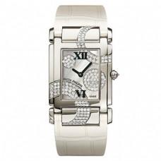 Patek Philippe Twenty~4 Madre perla Marcar Cuero Senoras Reloj 4914G-001