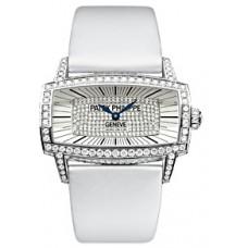 Patek Philippe Gondolo Gemma Oro blanco Senoras Reloj 4982G