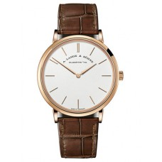 Replicas A. Lange & Sohne Saxonia Thin Manual Wind 40mm hombres 211.033